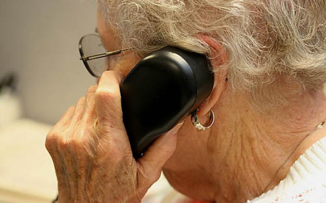 Warn Aging Clients and Family: The Grandma Scam is Rampant