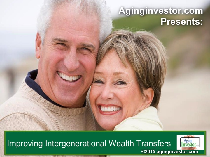 Improving Intergenerational Wealth Transfers – CFP Approved Course