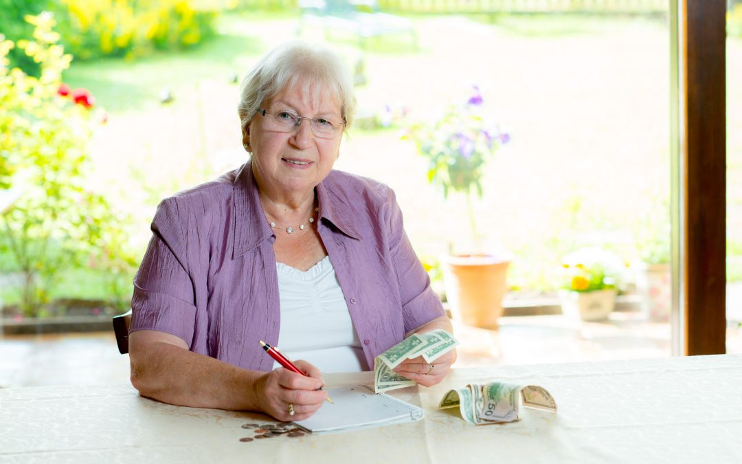 Aging Clients and Secrecy About Finances